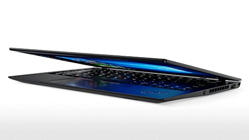 "Lenovo 20KH002FUS Thinkpad X1 Carbon 20KH 14"" Ultrabook - Windows - Intel Core i7 1.9 GHz - 16 GB RAM - 1 TB SSD, Black"