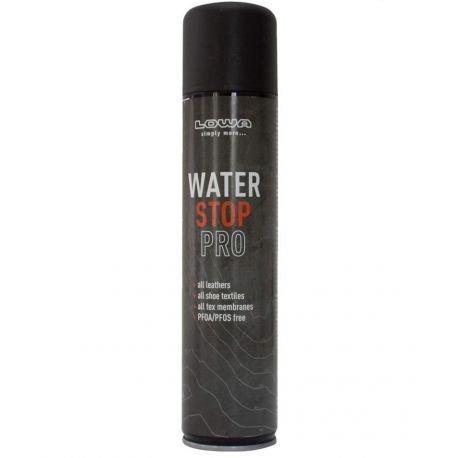 Lowa Pflegemittel Imprägnierspray Leder Gore-Tex WATER STOP PRO 300 ml