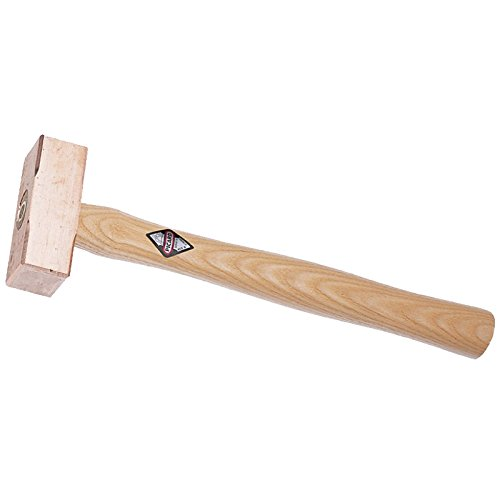 Picard 0033001-0500 Copper hammer 1.102 lb in sledge hammer shape with handle of ash