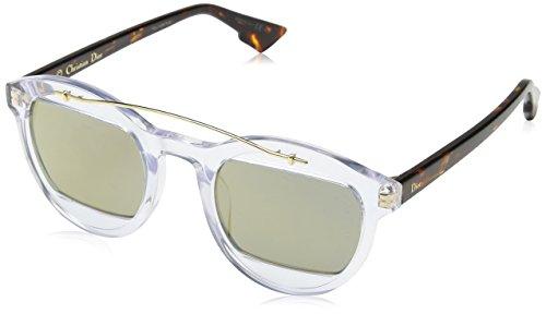 50 Sol para LWP Grey Speckled DIORMANIA1 de Bronze Dior Grey Gafas Christian Crystal Hvna JO Marrón Mujer q60axBY
