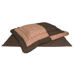 こたつ布団 長方形こたつ布団掛敷きセット 135~150センチ巾こたつ用 KF-384 国産品   B01JILXKXU