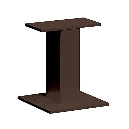 Cluster Box Unit Pedestal, Bronze
