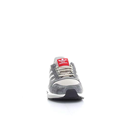 White red Zx Grey 500 Rm Shoes 40 Adidas Size FAOXqY