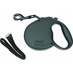 Flexi USA, Inc. 3-5BK Flexi Retractable Leash