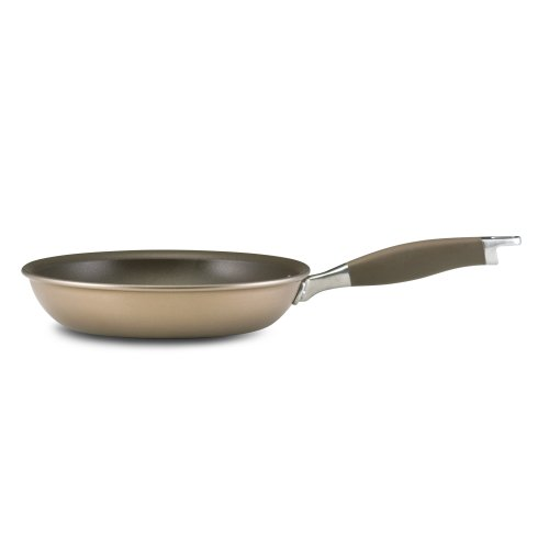 Anolon Advanced Bronze Collection Hard Anodized Nonstick 10-Inch Open French Skillet