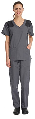 Nursing Scrub Nurse Uniform Jacket - 8