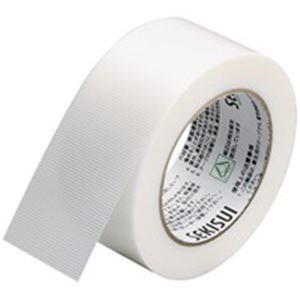 生活日用品 (業務用50セット) 養生用テープフィットライト738 幅50mm×長さ50m 半透 B074MM4T9F