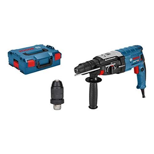 chollos oferta descuentos barato Bosch Professional GBH 2 28 F Martillo perforador 3 2 J máx hormigón 28 mm portabrocas SDS plus cilíndrico en L BOXX