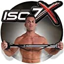 Isometric ISO 7X Workout Bar 36 different exercises Includes extensive workout wall chart, Build strength & Lean Muscle Fast! - Bigger Chest, Stronger Back, Tighter, ADS & obliques, Powerful Shoulders & Arms - As SEEN ON TV