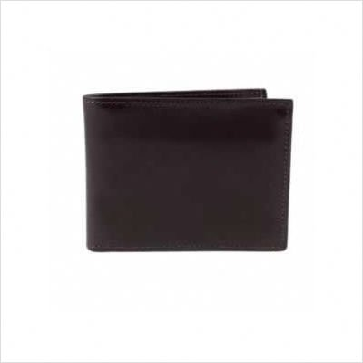 Bosca Old Leather Continental I.D. Wallet - Black