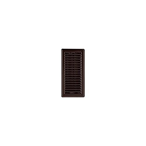 Imperial Mfg Group Usa RG3303 Contemporary Floor Register, Oil Rubbed Bronze, 4 x 12-In. - Quantity 10 by Imperial Mfg Group Usa