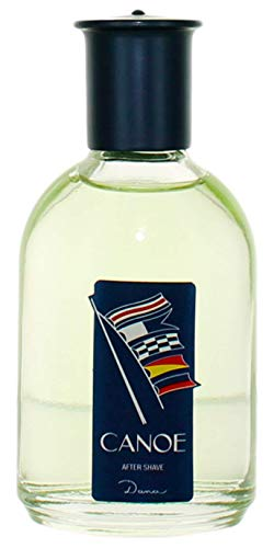 Canoe by Dana for Men. Aftershave 4-Ounces