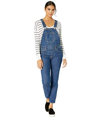 Levi's Women's Original Overall Jeans, Full Hand, Small