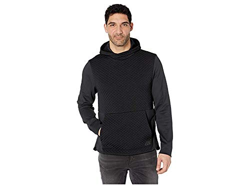 - New Balance Men's Heatloft Pullover Black XX-Large