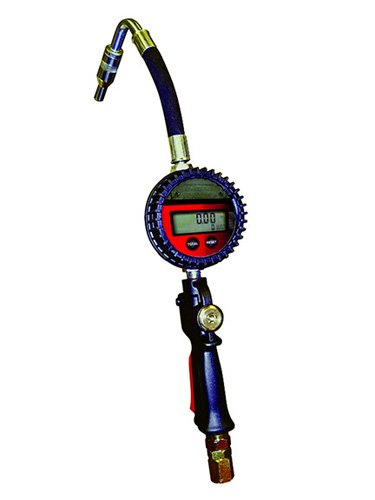 National-Spencer 1504 Digital Totalizing Meter with Handle and Flex Nozzle by National-Spencer, Inc.