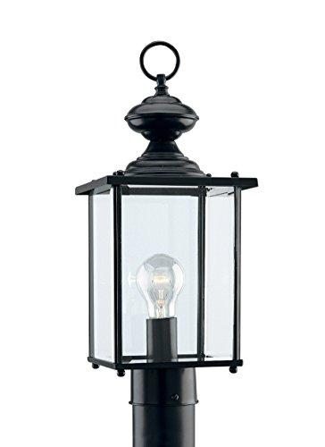 Sea Gull Lighting Single Light Outdoor Post Lantern