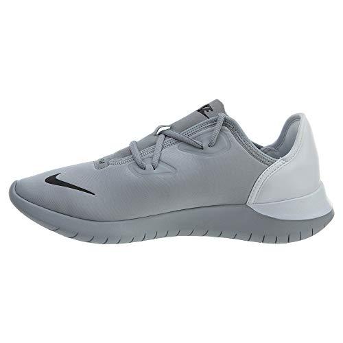 Grey Ginnastica wolf Nike Basse Hakata black 001 Uomo Scarpe white Da Grigio q8p68U4