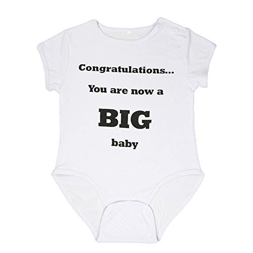 43d4d1ba2 Funny Novelty Birthday Gag Gifts Unisex-Adult Baby Onesies Bodysuits for Men  Women ADBL (