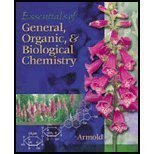 Essentials of General, Organic and Biochemistry, Arnold, Melvin T., 0030056489
