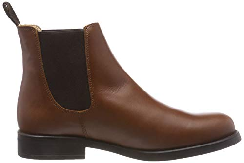 Cuero Chelsea KMB 7 Boots John Braun Damen fBqz1
