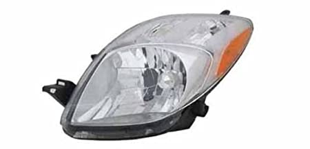 TOYOTA YARIS 1 Pack TYC 20-6853-01-9 Replacement right Head Lamp