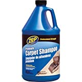 Zep Carpet Shampoo Bottle 64 Oz