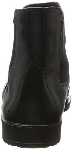 Chelsea Femmes Noir noir M Noir 51052 15 Bottes Des Ecco Forme CxwqSYY4