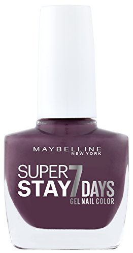 Maybelline Forever Strong Super Stay 7 Days Gel Nail Colour (Mauve on 255) 10 ml (7 Day Nail Polish)