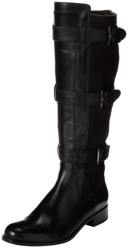 Image of Cole Haan Women's Avalon Tall Riding Boot,Black,7.5 B US