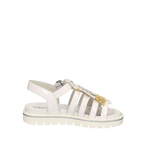Nero Giardini P732411F Sandale Mädchen Weiß