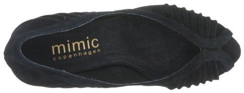 Mimic Copenhagen M121607 Damen Pumps Schwarz (Black)