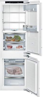 Siemens iQ500 KI86FPD40 nevera y congelador Integrado Blanco 233 L ...