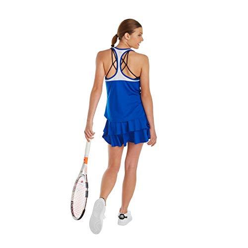 Belle Flounce Skort DUC Womens Team Tennis Apparel