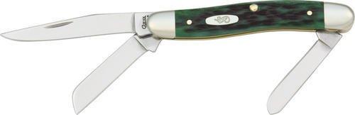 Case Medium Bermuda Green Stockman Pocket Knife