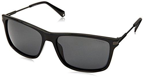 Gafas MTT BLACK de 2063 Polaroid 003 M9 PLD sol S 7wATq0Z