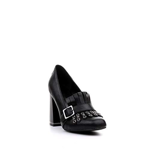 Femme Pour Gattinoni Femme Gattinoni Noir Escarpins Escarpins Pour Noir cERfqyCd0w