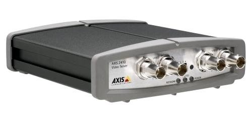 (Axis Communication 0185-004 100Mbps Video Server)