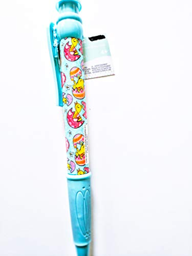 Easter Chick Jumbo Pen - 11 inches long, 1.5 inches in diameter, uses standard refills ()