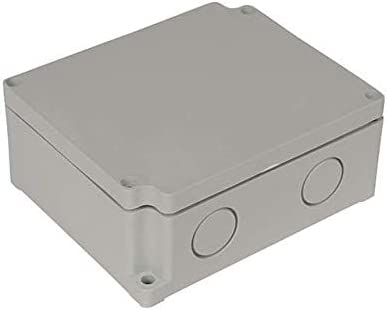 Pack of 100 PTT-11084 JUNCTION BOX ABS 2.95L X 4.92W,