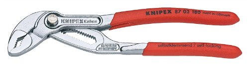 KNIPEX 87 03 180 Cobra Pliers by KNIPEX Tools