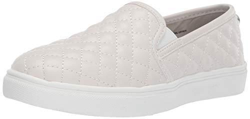 Steve Madden Girls' JECNTRCQ Sneaker Off White 3 M US Little Kid - Off Madden Girl