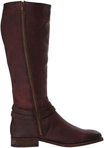 Extended Redwood Women's FRYE Tall Melissa High Belted Boot Knee 48x4rw