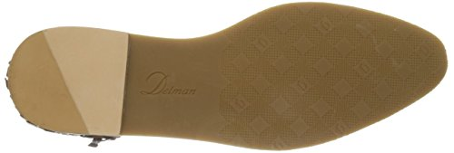 Delman Women's D-Adele-V Ballet Flat Almond Vachetta D0hMYOtC