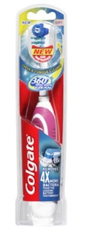 Colgate Electric Toothbrush - 68823CS - 12 Each / Case by Colgate