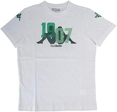 Kappa Aira Betis Camiseta, Hombre: Amazon.es: Deportes y aire libre