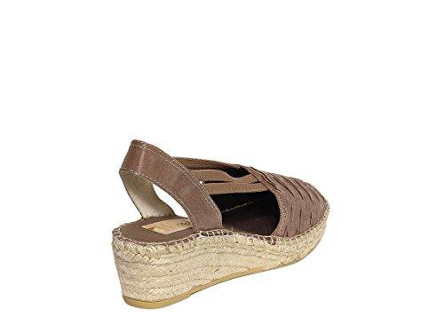 Donna Scarpe Pe18 Vidorreta Cuerda Sandalo 08500 Dunas Ea1nHvqw
