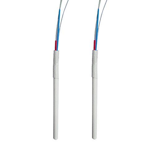 YAOGONG 2 Pieces Ceramic Heating Element Suitable For Soldering Iron Replacement(936/937) Ceramic Iron Soldering Iron