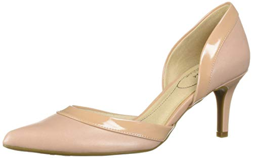 LifeStride Women's Saldana Pump, Blush, 5.5 M US