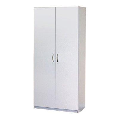 "71.75"" H x 30"" W x 20.5"" D Flat Panel Wardrobe Cabinet by ClosetMaid (Image #1)"