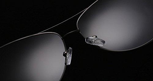 Lunettes Demarkt Style Protection Lunettes Soleil Noir Hommes Rayonnement Classiques UV 1pcs Sunglasses Lunettes De De Fashion v7A7wCaq
